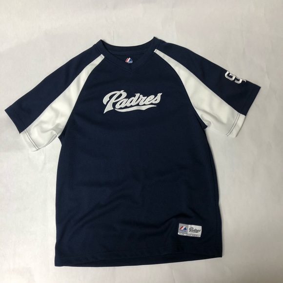 finest selection bc7db b348a San Diego Padres Rawlings BP Jersey